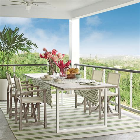 outstanding outdoor dining rooms coastal living