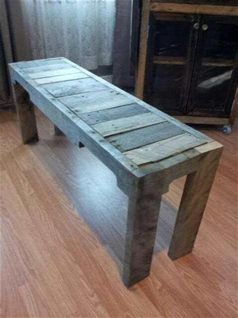 diy entryway bench diy pallet entryway bench pallet furniture diy