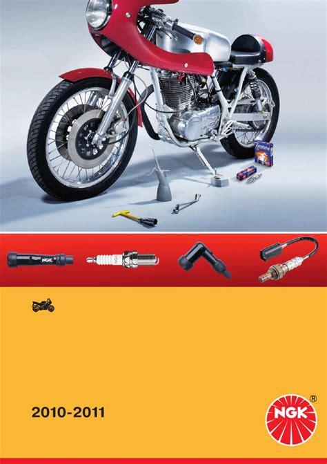 Motorrad Honda Ratingen by Ngk Cat 225 Logo 2010 2011 Motos By Jorge Bougrana Issuu