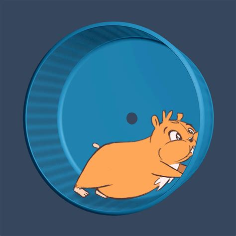 hamsters wheel animation