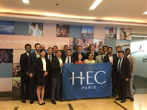 Hec Policy For Mba by Traveling To Dubai For A Consulting Club Trek Hec