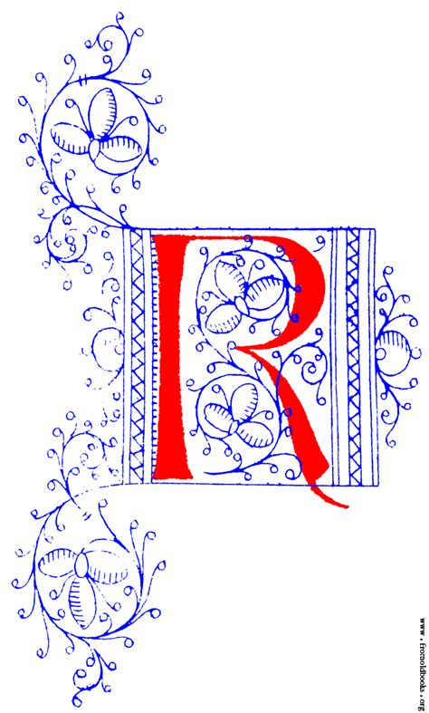 printable medieval letters free coloring pages of illuminated letter j