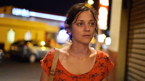 french film one day two nights two days one night review marion cotillard stars in