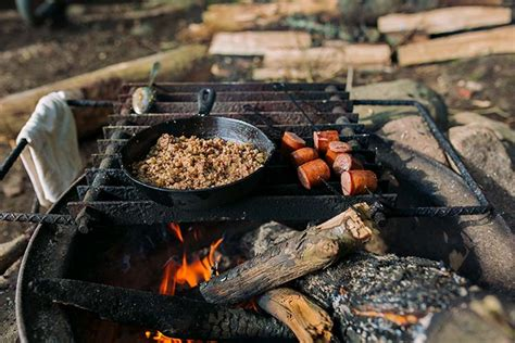 backyard cooking outdoor cooking safety tips survival life