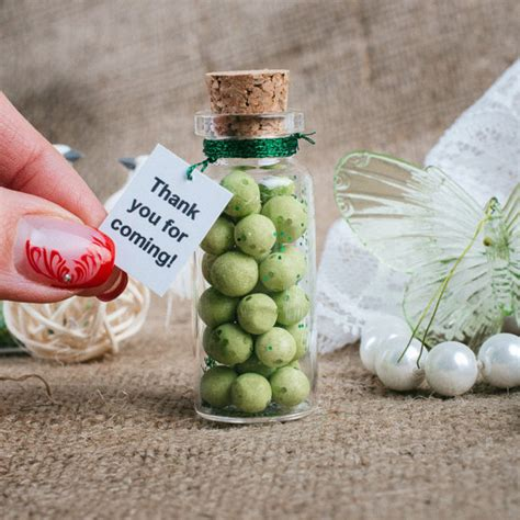 Green Giveaways Ideas - favors for wedding green wedding favors mint green personalized small favors ideas