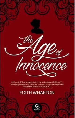 Buku Agek bukukita the age of innocence toko buku