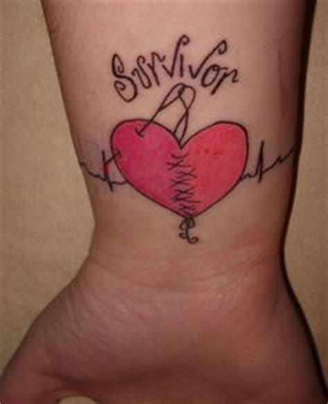 heart surgery tattoo designs 1000 images about ideas on