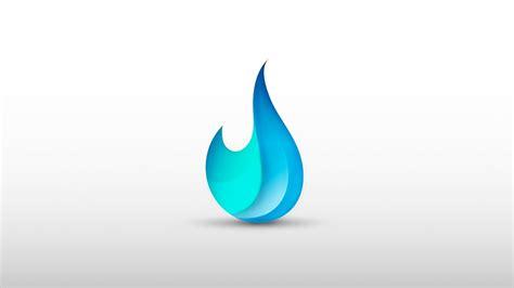 illustrator tutorial water drop illustrator tutorial 3d water drop design youtube