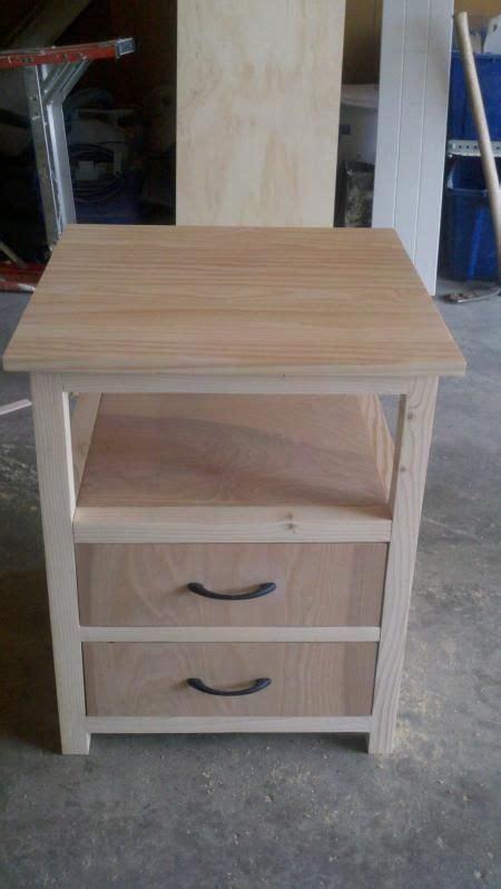 simple modern diy nightstand ideas diy nightstand