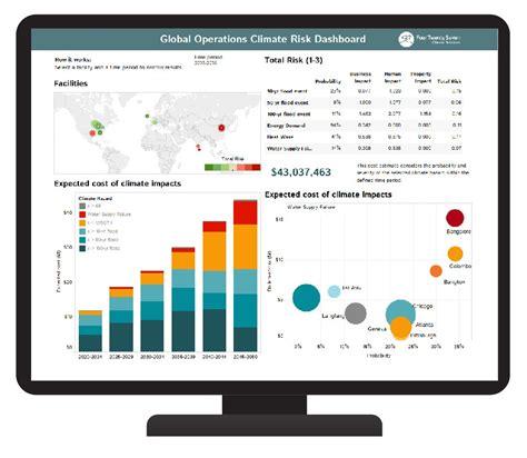 risk dashboard demo health management courses