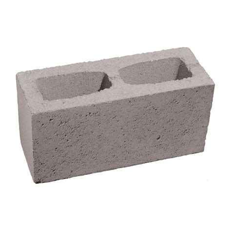 16 in x 8 in x 6 in concrete block 068h0010100100 the