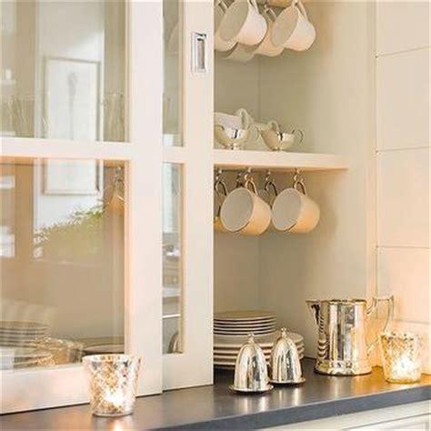 Sliding Glass Kitchen Cabinet Doors by Sliding Pantry Doors Design Ideas