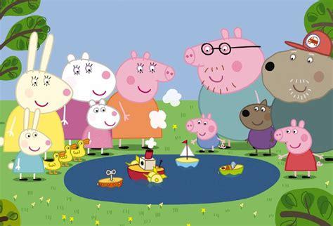 peppa pig 10 feliz 8448842650 im 225 genes tiernas de pepa pig