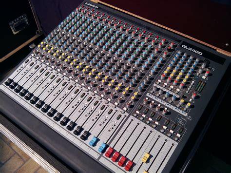 Mixer Allen Heath Gl2400 16 Channel allen heath gl2400 16 image 425069 audiofanzine