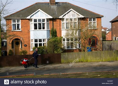 1930s homes 1930s semi detached suburban houses ipswich suffolk