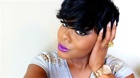 quick weave hairstyles 2014 short quick weave styles for african americans hairstyle