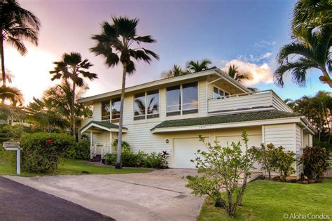 kauai vacation rental homes aloha homes kauai vacation homes hale pono vrbo