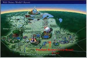 Disney Orlando Map by Pics Photos Disney World Florida Map