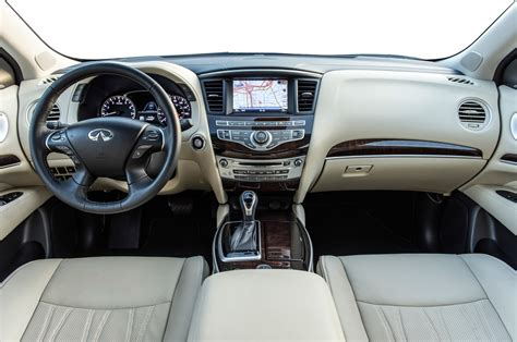 infiniti qx60 2016 interior 2016 infiniti qx60 nine things to know motor trend