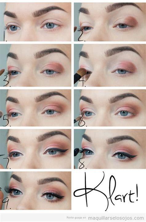 tutorial makeup lipstick tutorial maquillar tus ojos paso a paso maquillaje make