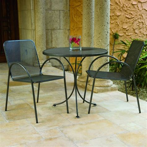 patio furniture bistro sets avalon bistro set