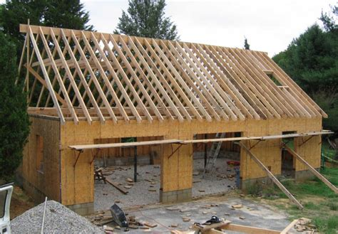 Gable Frame Gable End Framing