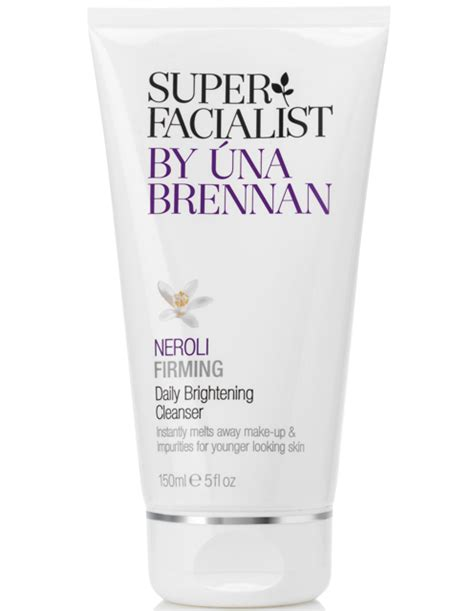 Poppy Dharsono Brightening Daily Cleanser superfacialist neroli firming daily brightening cleanser by una brennan review 187