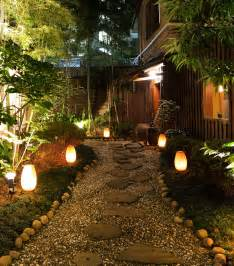 Outdoor Landscaping Lights Illuminating Your Path Using Landscape Lighting To Define Outdoor Spaces
