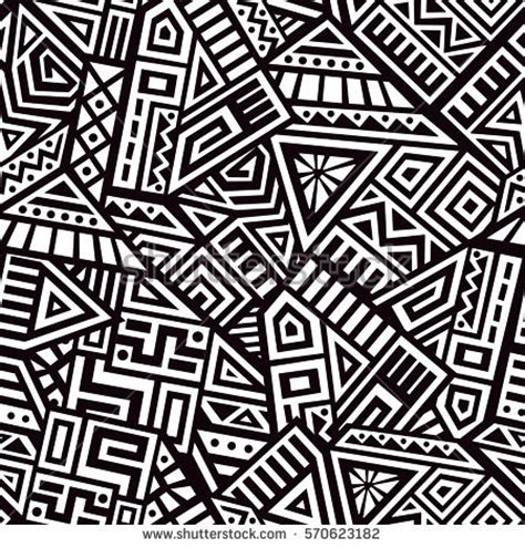 african patterns black and white vector african design stock images royalty free images vectors