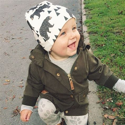 Autumn Baby Hat by 2016 Fashion Autumn Baby Hat Knitted Warm Cotton Toddler
