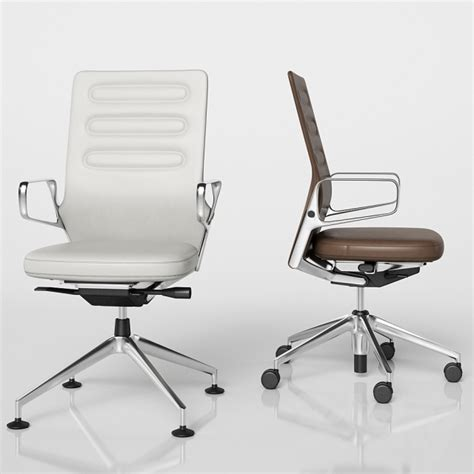 3d models office furniture vitra ac 4 office chair