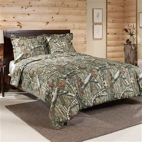 Camo Comforter Set by Mossy Oak Infinity Camo Comforter Set Green Mossy Oak