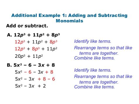Adding Subtracting And Multiplying Polynomials Worksheet by 100 Adding And Subtracting Polynomials Worksheets