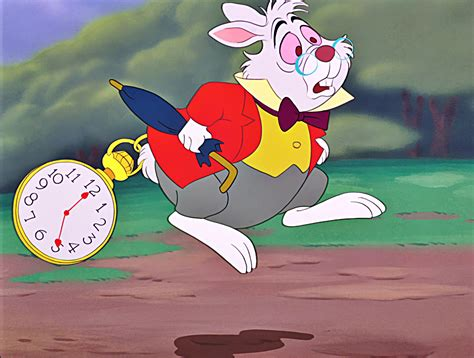 White Rabbit Walt Disney Characters Images Walt Disney Screencaps The