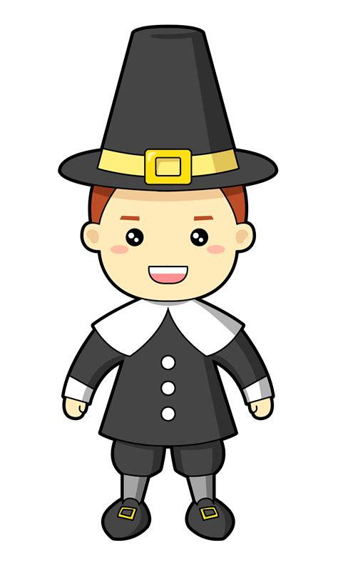 pilgrims clipart thanksgiving clip pilgrims happy easter
