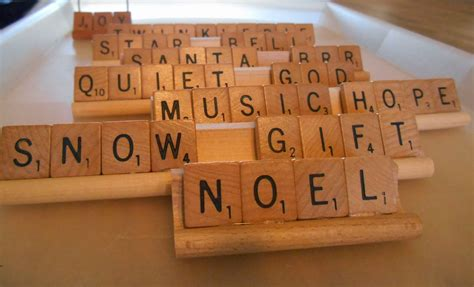is iz a word in scrabble traveling lighter word ornaments