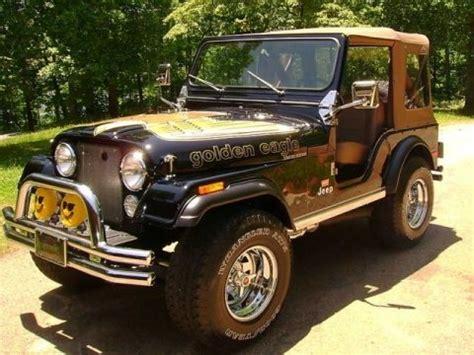 1978 jeep cj7 value golden eagle edition 1978 jeep cj5 v8 bring a trailer