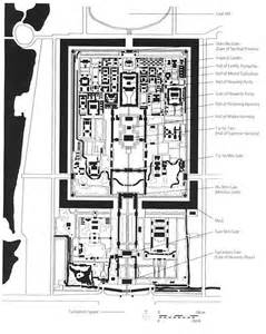 forbidden city floor plan traditional chinese architecture architecture 313 with