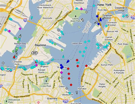 nyc traffic map 31 fantastic new york harbor map swimnova