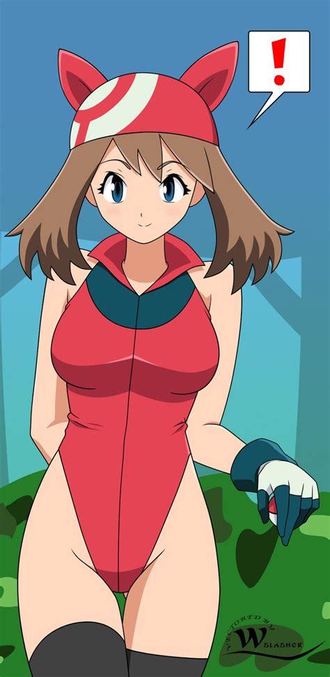Henti Pokemon - sexy pokemon may big boobs iwabner girls hentai latina