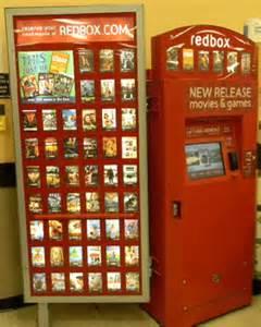 Redbox video bud s shop n save