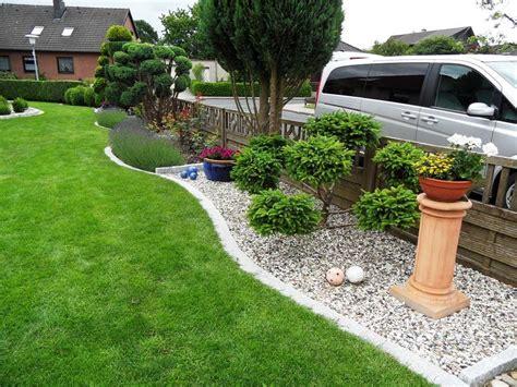 vorgartengestaltung beispiele gartengestaltung beispiele vorgarten kunstrasen garten