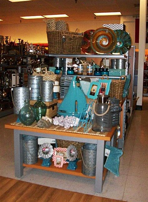 Home Decorator Supply Costal Themed Display Store Display Ideas