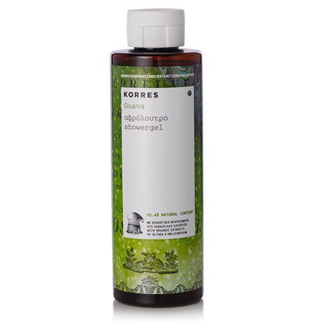 Korres Shower Gel by Korres Guava Showergel Bath Shower Oliver Bonas
