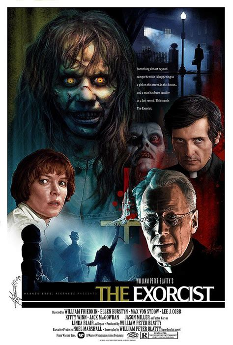exorcist film deaths 78 best images about horror movies for halloween on