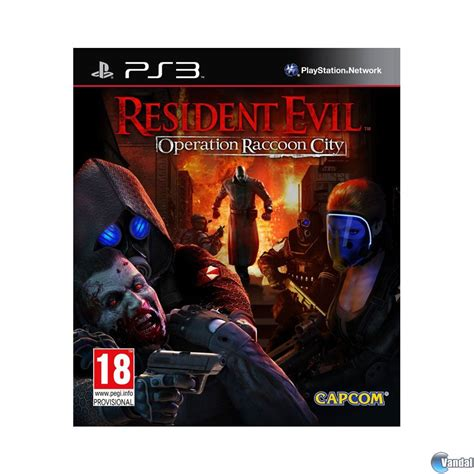 Ps3 Resident Evil Operation Racoon City Trucos Resident Evil Operation Raccoon City Ps3