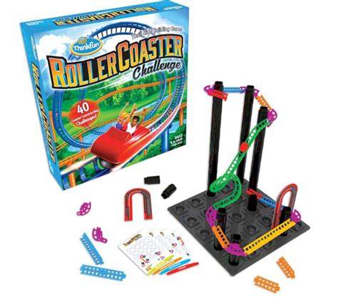 Flash Giveaway - mastermind toys flash giveaway win a thinkfun roller coaster challenge