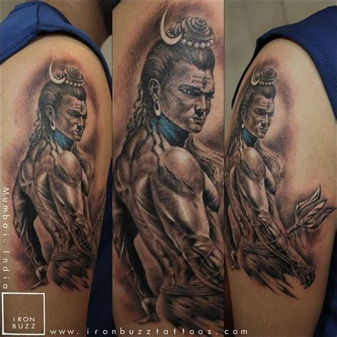 show tattoo designs lord shiva the lord is back series by eric jason