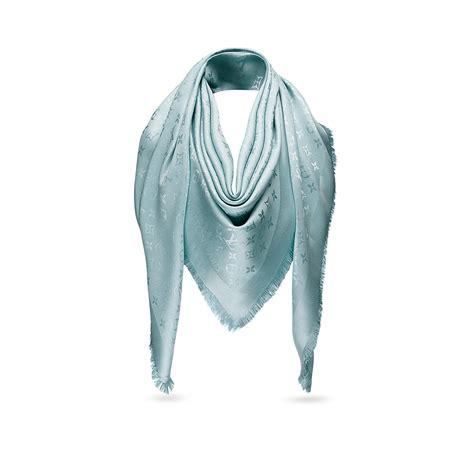 luxury silk wool monogram shawl for louis vuitton