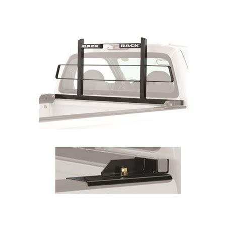 Back Rack Toolbox Mount by Backrack 15001 30201 Headache Rack W Mounting Kit For F